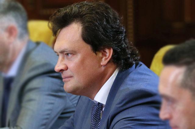 Михаил Полубояринов.