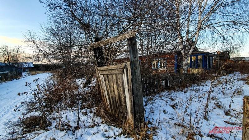 Надымовка теперь поселок-призрак