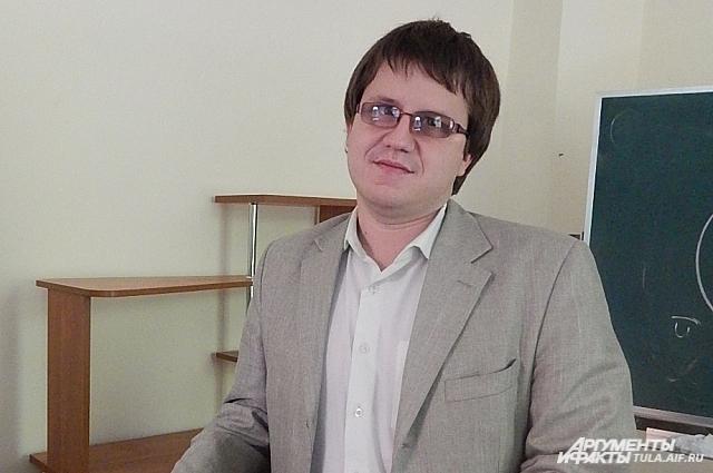 Александр Жабров.