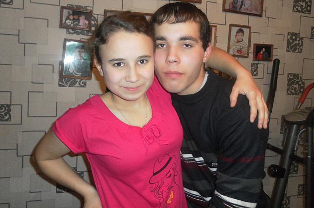 Алёна и Ваня