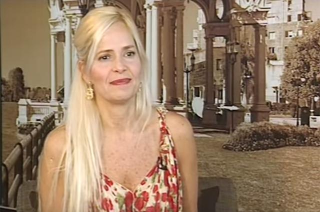 Гресия Кольменарес, 2011 год.