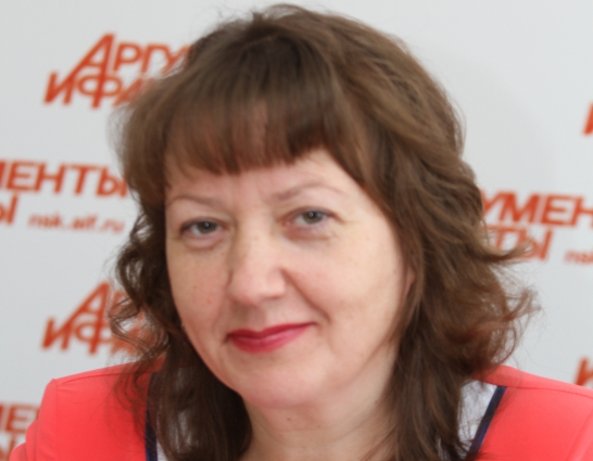 Лариса Гильмутдинова