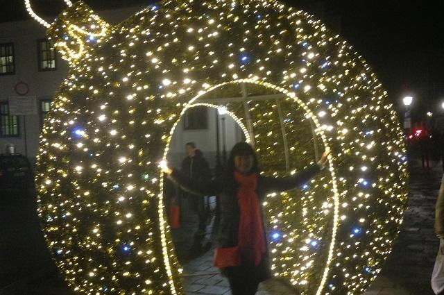 Турагент Лариса Кузьмина любит встречать Новый год в Европе.