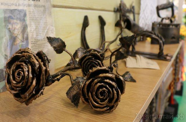 Музей кузнечного дела в Белокурихе
