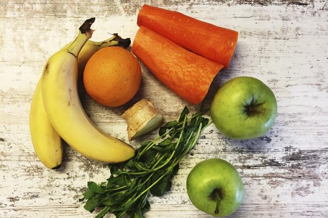 Рецепты смузи для похудения