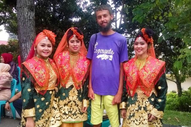 Роман Годиков начал путешествовать по миру четыре года назад.