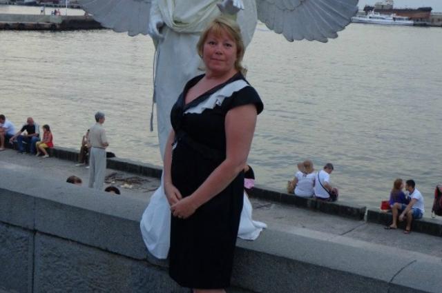 Ирина погибла во время теракта 3 апреля.