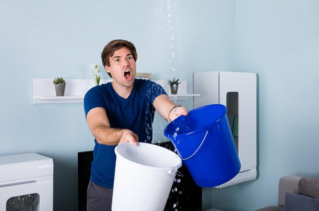 что делать если вас затопил сосед
