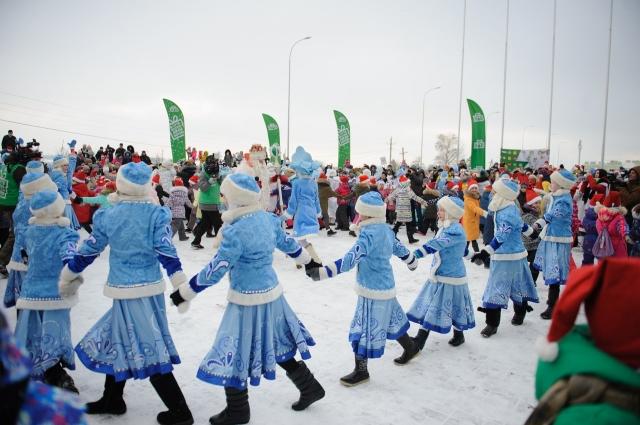 Ростов-на-Дону станет двадцать первым городом на путевой карте всероссийского Деда Мороза.