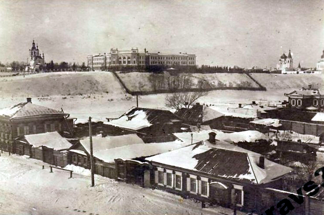 Настоящая революция пришла в Тюмень лишь 27 февраля 1918 года.