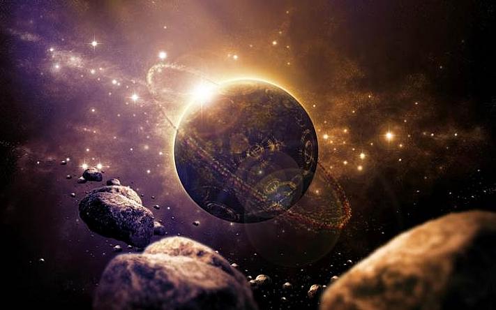 Фильм «Путешествие Солнечной системой»