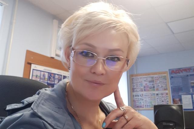 Наталия Александровна признаётся, что каждый день едет на работу с настроением.