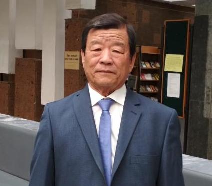 Александр Ким: «Согласно традиции, нужно откушать «ттоккук», чтобы стать на год старше».