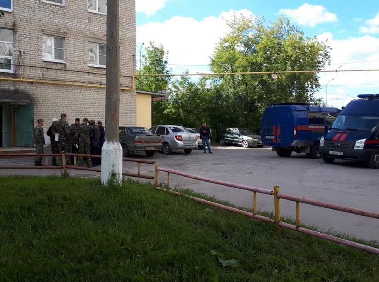 Убийство ребенка произошло на улице Алюминиевая.