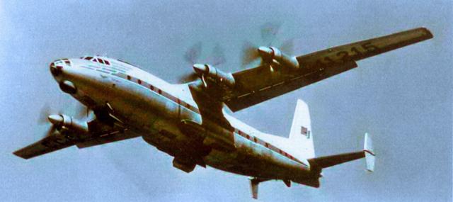 Ан-10А борт СССР-11215