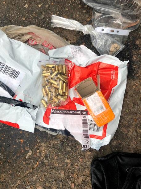 Также задержанные злоумышленники занималась распространением наркотика в Одессе.