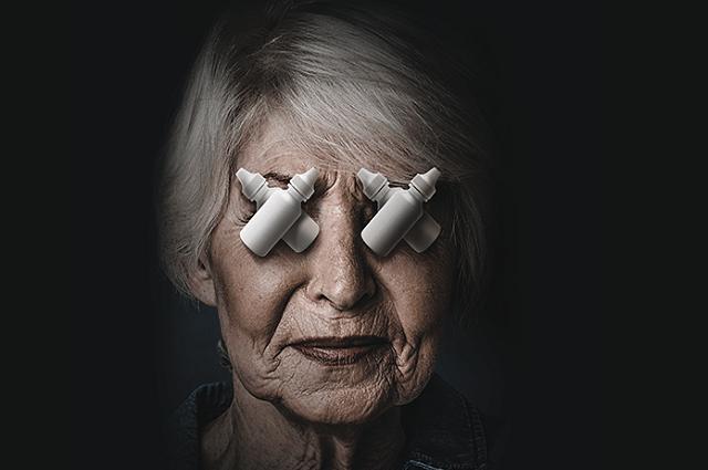 Ни капли, ни БАДы не помогут излечить катаракту и вот почему. Хрусталик состоит из светопроводящего материала, в нём нет ни одного сосуда. А витамины и БАДЫ действуют именно через сосудистую систему.