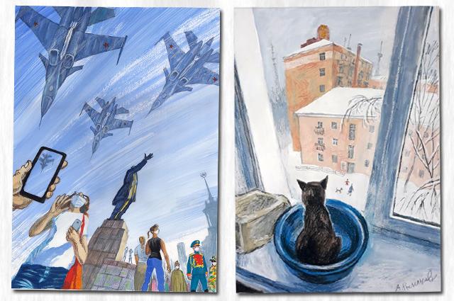 Книга для детей о Водонапорной башне дала много кинематографических идей, которые будут показаны в анимационном фильме.