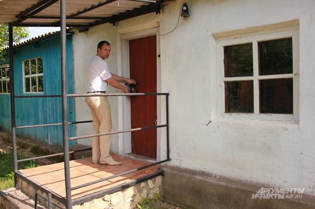 Дом в селе Владимир купил на подъёмный миллион, добавив немного своих сбережений