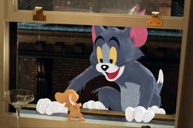 Том и Джерри.