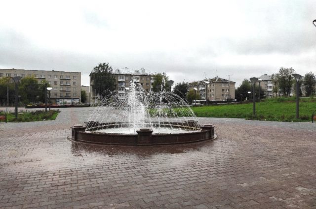 В Краснокамске преобразился Парк культуры и отдыха.