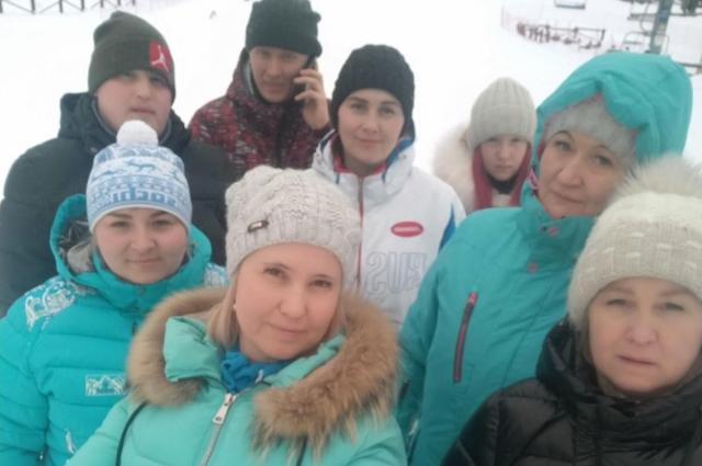 Врачи Пермского края отдохнули на лыжном курорте в Удмуртии.