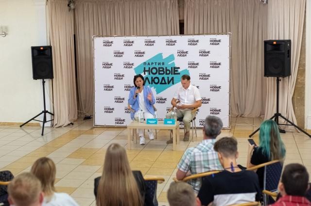 Сардана отвечает на вопросы жителей Саратовской области