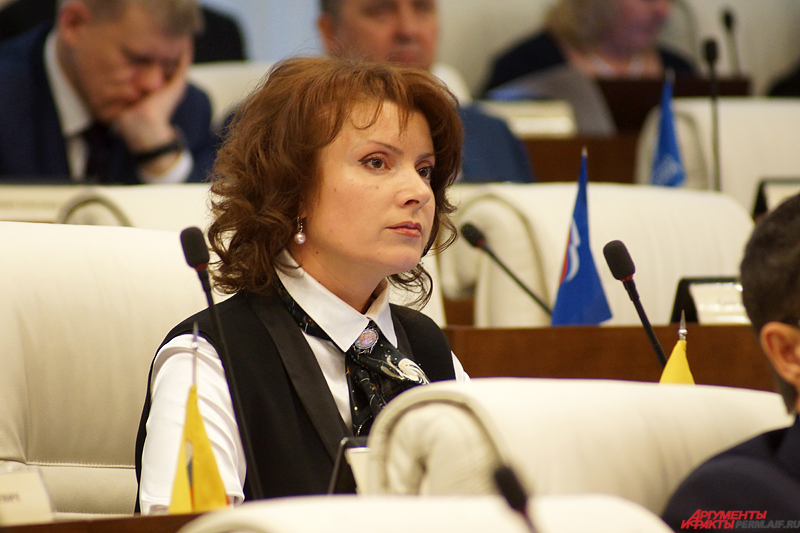 Пожалуй, самый обворожительный депутат Законодательного собрания Пермского края Дарья Эйсфельд.