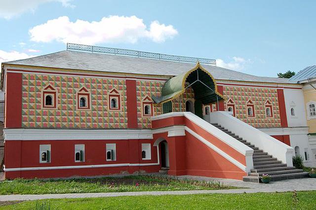 Палаты бояр Романовых в Ипатьевском монастыре.