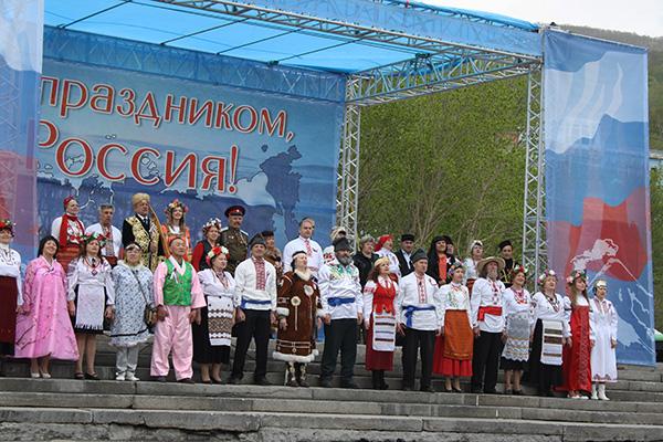 Народы, населяющие Россию, связывает многовековое преодоление трудностей.