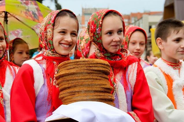 «Пензенский Спас» уже стал традицией.