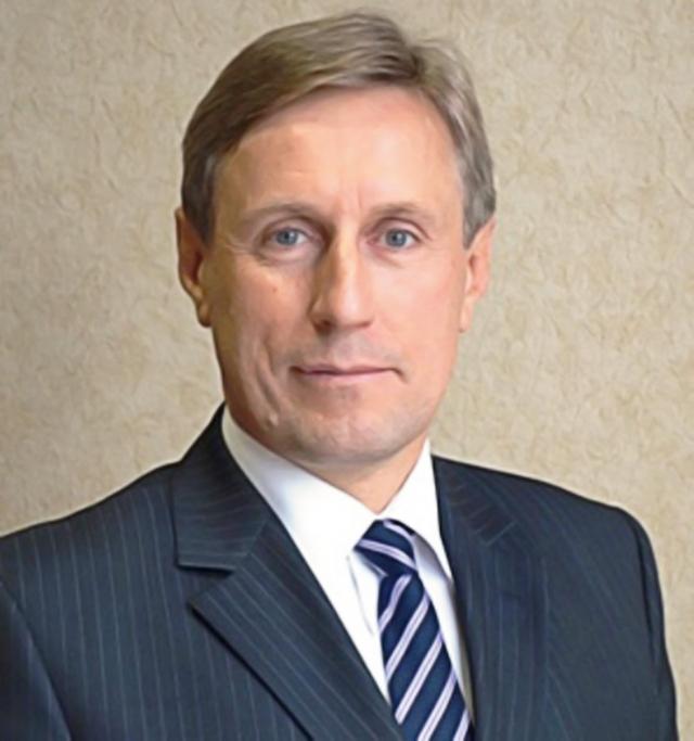 Председатель Брянского регионального отделения «Опоры России» Виктор Гринкевич.