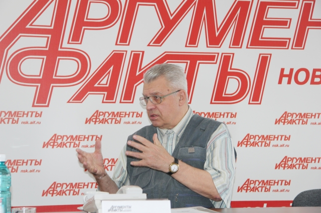 Сергей Казначеев: Каждому возрасту - своё мышление
