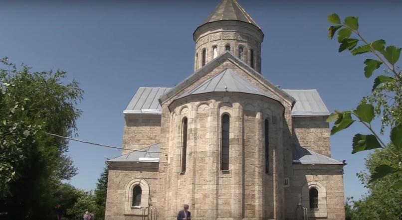 Свято-Троицкий монастырь в Кабардино-Балкарии