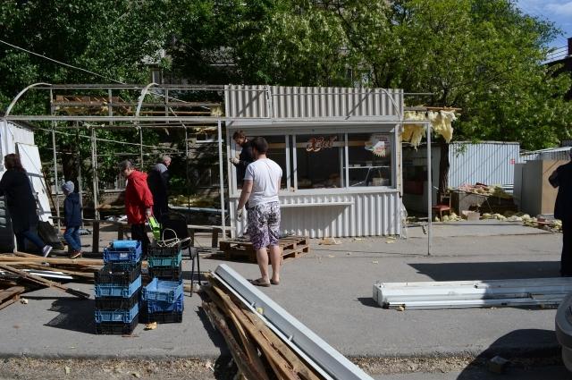 За год  с территории охранных зон тепловых сетей было вынесено более 500 объектов