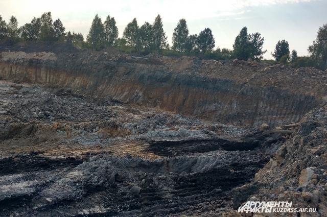В ходе проверки выявлено множество нарушений законодательства при разработке нового участка «Ананьино - Восточный».