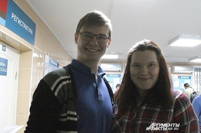 Максим Барч и Кристина Кац уверены, что акция поможет спасти чьи-то жизни.