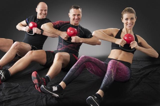 Физическая культура должна быть частью жизни каждого.