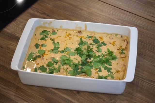 Не пожалейте времени для приготовления сациви с индейкой: это очень вкусное блюдо!