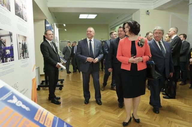 Выставка прошла в стенах Государственной думы.