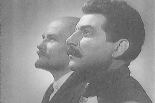 Михаил Геловани в фильме «Свет над Россией» (1947)
