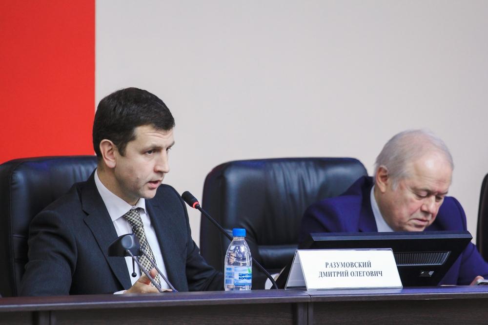 Тема проблемной управляющей компании обсуждалась и на городской планёрке.