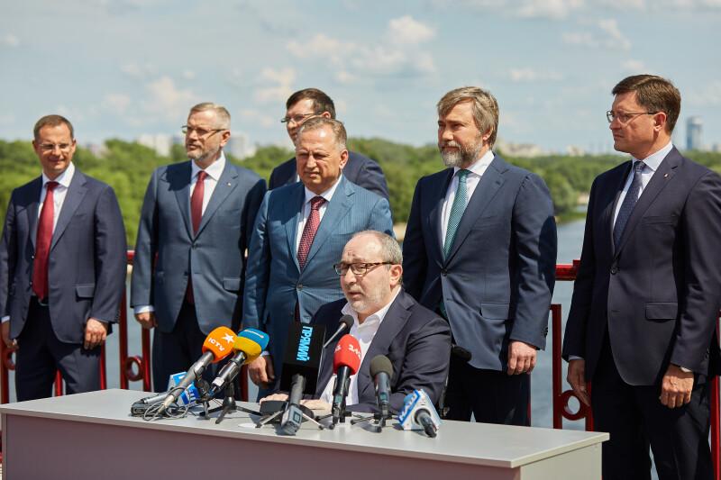 Съезд пяти партий
