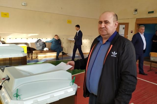 Обстановка на избирательных участках была доброжелательной и спокойной.