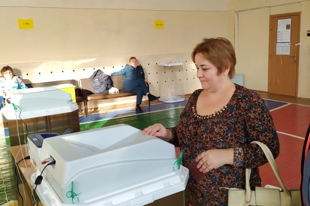 За Дениса Паслера проголосовало почти 66 % избирателей.