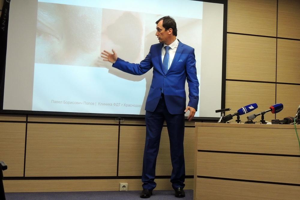 Павел Попов рассказывает о своей работе.