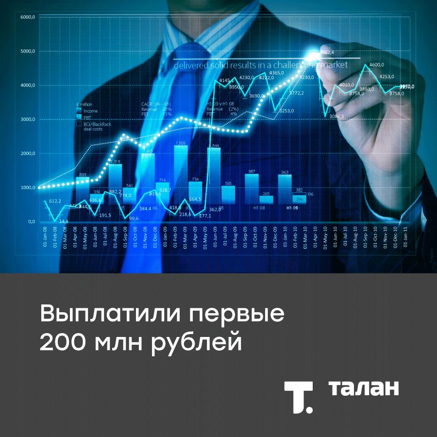 талан инвесторам