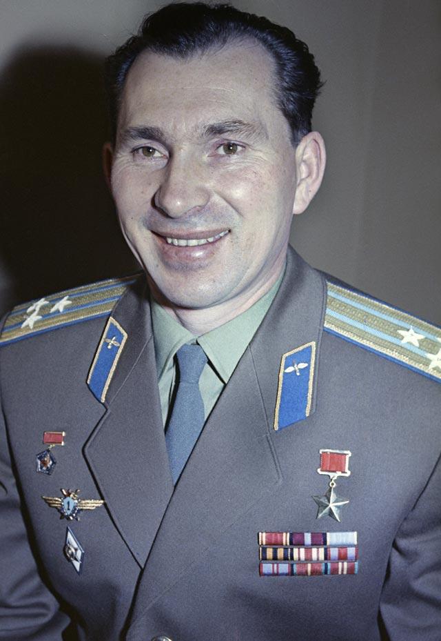 Павел Беляев (1925-1970)— летчик-космонавт СССР, командир корабля «Восход-2», Герой Советского Союза.