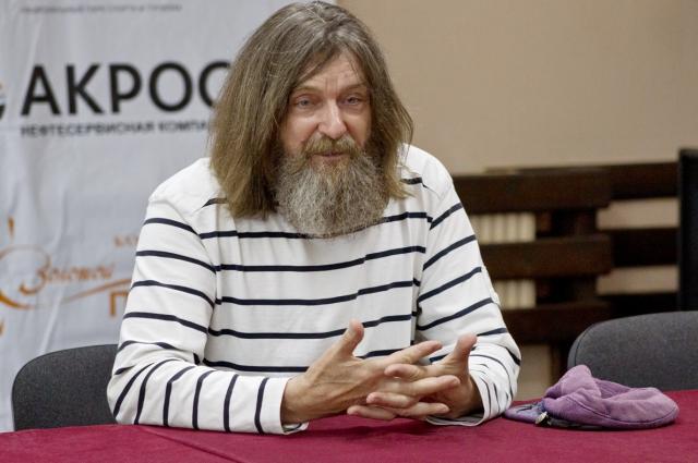 Федор Конюхов.