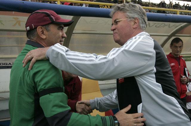 Есть вероятность, что Курбан Бердыев займёт должность главного тренера махачкалинского Анжи